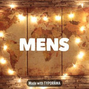 Men's items